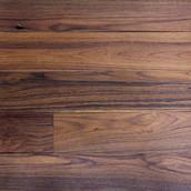 Surfaced Long Plank Teak Flooring & Paneling (Sample)