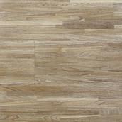 Reclaimed Teak Metro Flooring & Paneling - Wire White