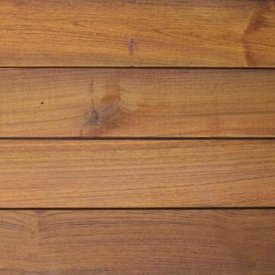 Reclaimed Teak Decking - Natural Tone Protective Stain & Sealer (Sansin)