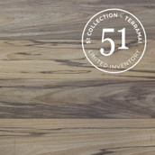 "Zebrawood Paneling - 3/8"" x 5"" Wide - Unfinished (51 Collection)"
