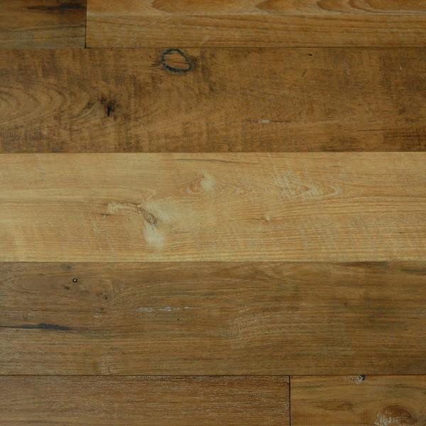 Naked Teak Engineered Flooring Paneling Unfinished Closeout Sample