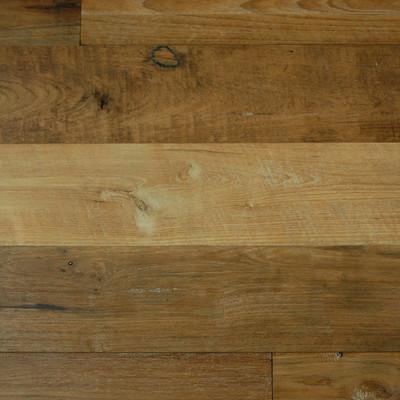 Reclaimed Naked Teak Flooring & Paneling - Unfinished