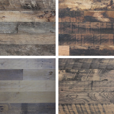 Reclaimed Dirty Face Flooring & Paneling