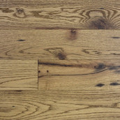 Reclaimed Mission Oak Engineered Flooring & Paneling - Vintage