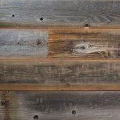 Reclaimed Weathered LC Redwood Siding - Unfinished