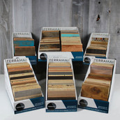 TerraMai Reclaimed Woods - 6 Library Boxes