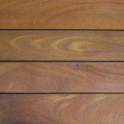 Reclaimed Cumaru Decking - Sansin Natural Tone Exterior Stain & Sealer