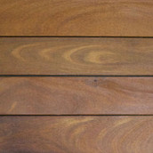 Reclaimed Cumaru Decking - Sansin Natural Tone Exterior Stain & Sealer