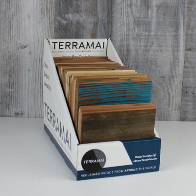 TerraMai Reclaimed Woods - Lost Coast Library Box