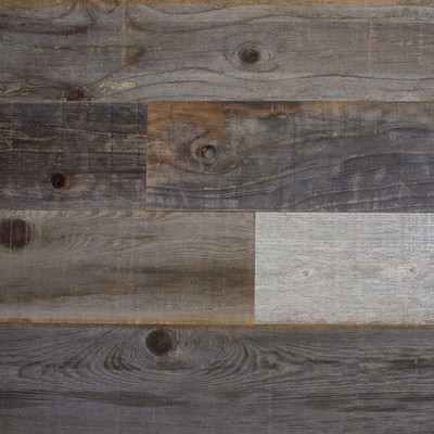 Reclaimed Weathered LC Redwood Paneling Filet