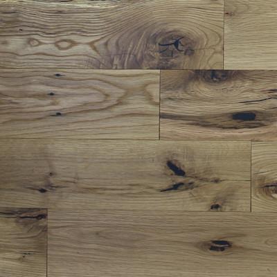 Reclaimed Mission Oak White Engineered Flooring & Paneling – Oil (Short Lengths)