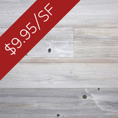 "3"" Lost Coast Redwood Paneling - Fog (Closeout)"