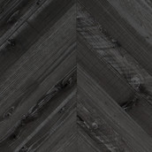 Lost Coast Redwood Weathered Paneling - Chevron - Faux Sugi Ban (Sample)