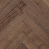 MC Walnut Herringbone - Clear Oil