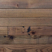 Mission Oak Solid Shiplap 2.0 Paneling - Dark Oil