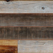 Lost Coast Redwood Shiplap 2.0 - Weathered (Sample)