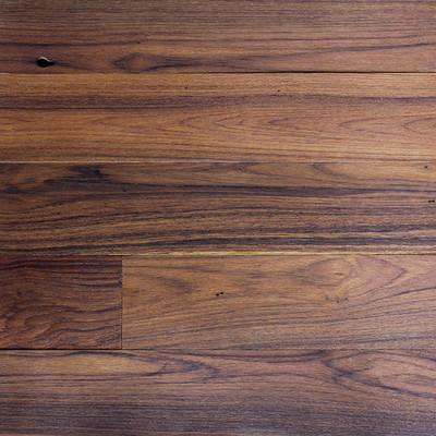 Reclaimed Surfaced Long Plank Teak Flooring & Paneling