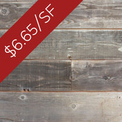 Lost Coast Redwood Shiplap 2.0 Paneling - Mist (Closeout)