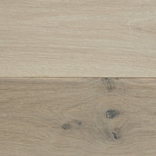 Mission Oak White Engineered Flooring & Paneling - IPA Finish (Closeout - Sample)