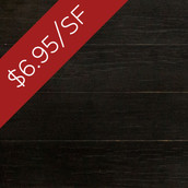 "MC Oak Eng. 6"" Flooring & Paneling - Squid Ink (Closeout)"