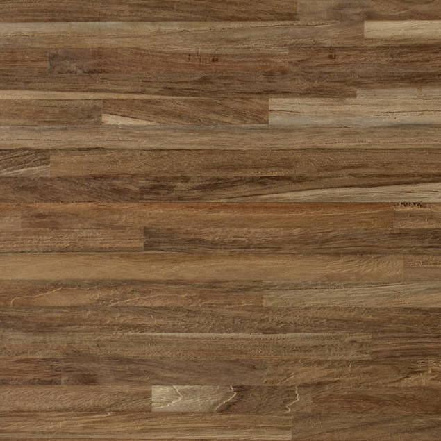 Teak Metro Solid Flooring Paneling Wire Brushed Unfinished Closeout Sample