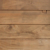 Teak Decking - Unfinished (Closeout - Sample)