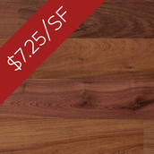 "Cinnamon Mix Solid 3.5"" FJ Tropical Hardwood - Unfinished (Closeout)"
