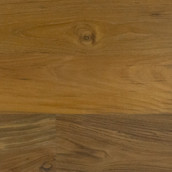 "Teak Engineered Paneling - 5-1/8"" Wide - Unfinished (Closeout Sample)"