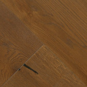 "Wide Plank White Oak 7"" Engineered Flooring & Paneling - Bourbon (Sample)"
