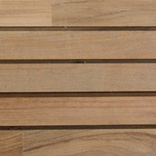 "Teak Rails 1-3/4"" - Unfinished (Closeout - Sample)"