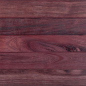 Purpleheart Siding - Oil