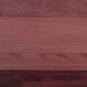 Purpleheart Flooring & Paneling (Sample)