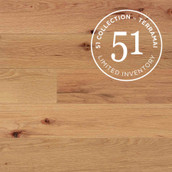 Oak Fence Board Paneling - Clear Oil