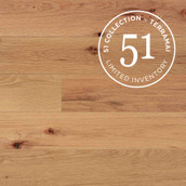 Oak Fence Board Paneling - Clear Oil (Sample)