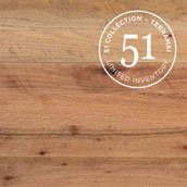 Oak Jacket Board Paneling - Circle Sawn with Clear Oil (51 Collection)