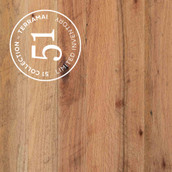 Oak Jacket Board Paneling - Circle Sawn with Clear Oil (Sample)