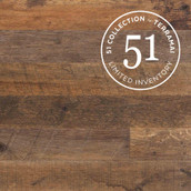 Oak Jacket Board Paneling - Patina with Clear Oil (Sample)