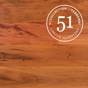 Peroba Paneling - Clear Oil (51 Collection - Sample)