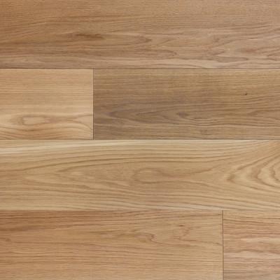 Wide Plank White Oak - Clear Grade - Oil