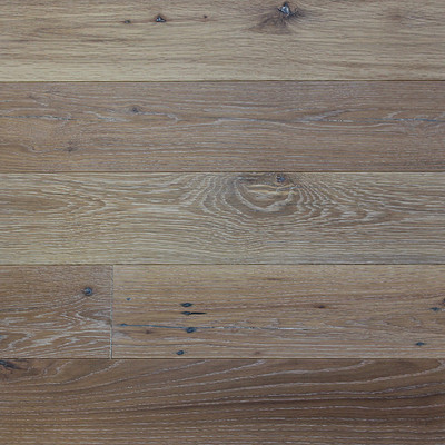 Reclaimed Mission Oak Flooring & Paneling - White Oil Finish