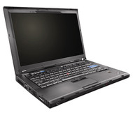 Lenovo ThinkPad T400 - 2.26GHz Intel Core 2 Duo - 2GB DDR3 RAM - 80GB HD - DVD+CDRW