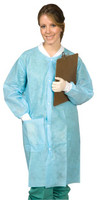 MYDENT DEFEND DISPOSABLE LAB COATS SG-9004