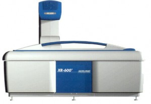 NORLAND NONE-WHOLE BODY BONE DENSITOMETER THE NORLAND XR-600