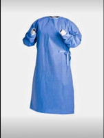 WUSA - LEVEL II STYLE NON-STERILE SURGICAL GOWN