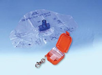 ADC 4056RB ADSAFE PLUS CPR FACE SHIELD