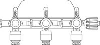 B BRAUN 456302 ULTRAPORT LUER-ACTIVATED NEEDLE-FREE STOPCOCKS