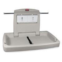 BUNZL 17701888 RUBBERMAID BABY CHANGING STATION