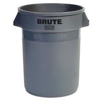 BUNZL 177077201 RUBBERMAID BRUTE ROUND CONTAINERS