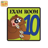 CLINTON EX10 EXAM ROOM & OFFICE SIGNS