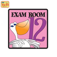 CLINTON EX12 EXAM ROOM & OFFICE SIGNS